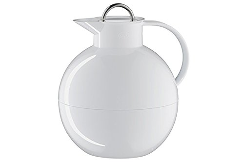 alfi 0105011094 Kugel Thermos Coffee Pot 25 Years 0.94 l White ()