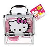 Hello Kitty Cosmetic Train Case