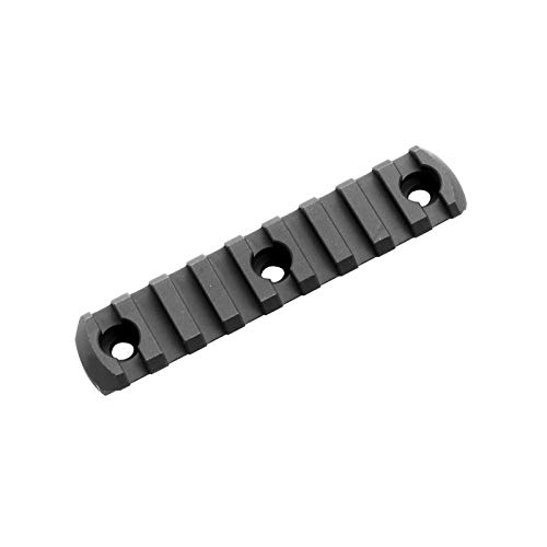 Magpul M-LOK Aluminum Picatinny Accessory Rail, 9 Slots (Rail Mounts For Ar 15 Handguard)