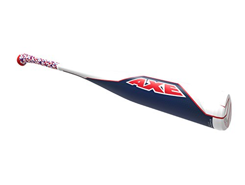Axe Bats 2018 Limited Edition Mookie- MB50 (-10) Baseball Bat, Red/White/Navy, 30