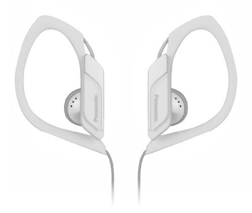 Panasonic Headphones RP HS34 W Resistant Adjustable