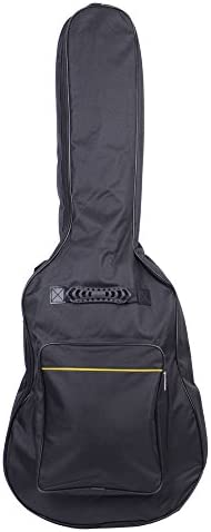 41 Inch Padded Acoustic Guitar Bag Black / 41 Inch Padded Acoustic Guitar Bag Black