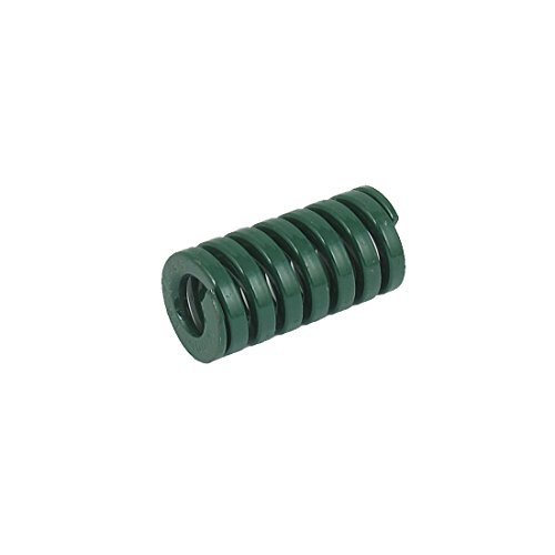 Die DealMux 18mmx35mm Chrom-Legierung Stahl Heavy Load Spring Green DLM-B018RSPFQA