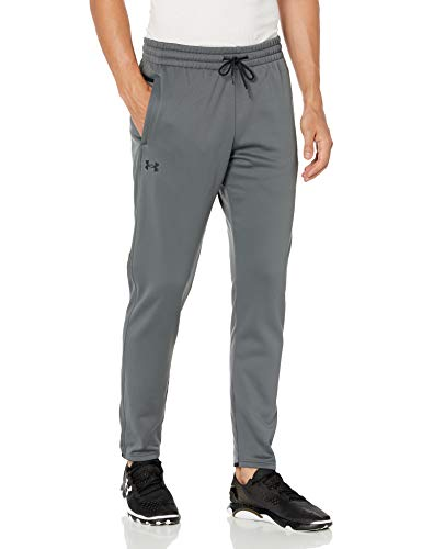Under Armour Men's Armour Fleece Pants , Pitch Gray