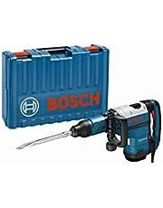 Bosch Professional Gsh 7 Vc, 1.500 W Nominaal Vermogen, 13 J Slagenenergie, 2.720 Min-1 Slag, Extra Handgreep, Puntbeitel, Koffer, Vetbuis