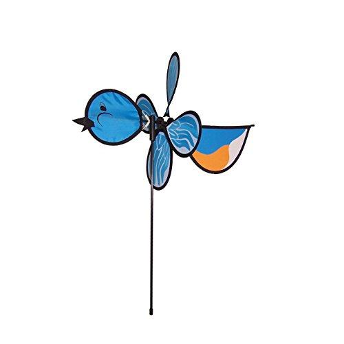 In the Breeze Baby Bluebird Garden (Bluebird Stake)