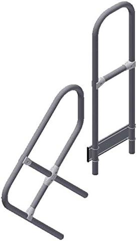 Zarges codo para escalera 4 peldaños Z600 42359892: Amazon.es: Bricolaje y herramientas