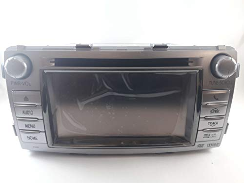 Central Multimidia Pioneer NVF-0638ZT para Toyota Hilux 2012 a 2015