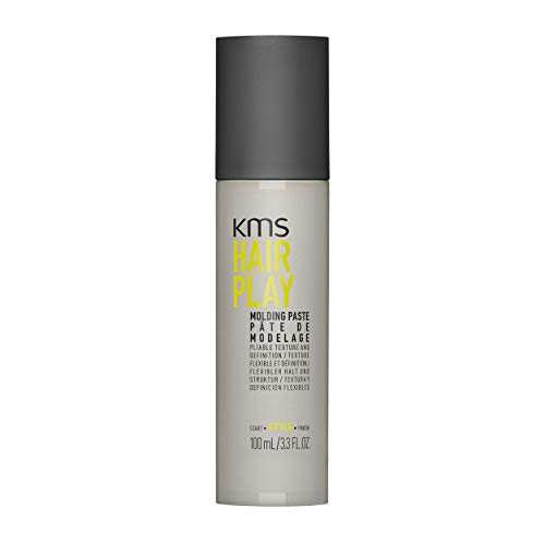 - Kms Hair Play Molding Paste, 3.3 Ounce