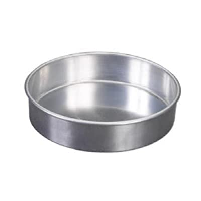 Nordic Ware 46900 Cake Pan, Round, 9-1/2 x 9-1/2-In.