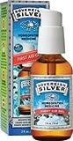 Sovereign Silver, 2 Oz. First Aid Gel, Health Care Stuffs
