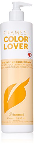 Framesi Color Lover Curl Define Conditioner, 16.9 Ounce (Gsm Curve)