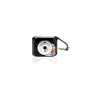 POTENCO HD Digital Camera Portable Super Mini Camera Video Recorder Small Camera (C)