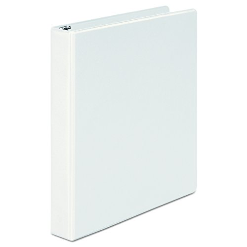 Universal 20962CT Economy Round Ring View Binder, 1