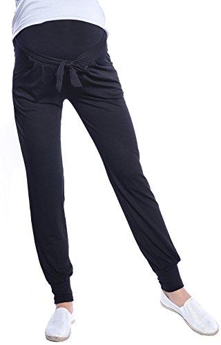 Mija – Pantaloni Harem Alladin per relax premaman 4012 Premaman