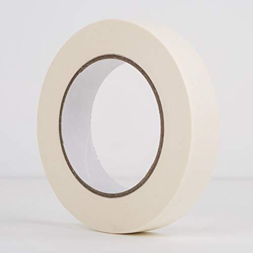 Cinta de alta calidad espray corporal 3 rollos Cinta adhesiva fuerte 24 mm para pintura y decoraci/ón Rollos de 50 metros Cinta de carrocero Ayat Premium manualidades