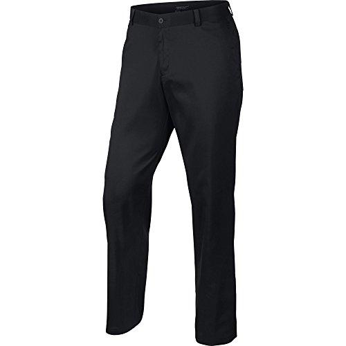 Nike Golf Flat Front Pants (Black) 32-32
