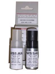 Touch Up Paint >> New Genuine Nissan Touch Up Paint Pen Stick Black 2p G41
