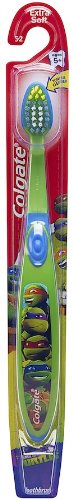 Price comparison product image Colgate Kids Toothbrush, Ninja Turtles