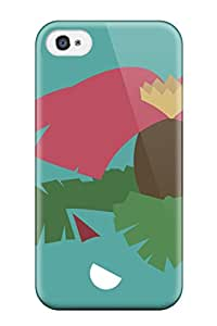 For QnUzwex753SfiLk Pokemon Protective Case Cover Skin/iphone 4/4s Case Cover