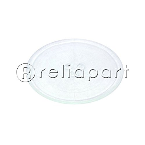 Reliapart - Plato giratorio de cristal para horno de microondas ...