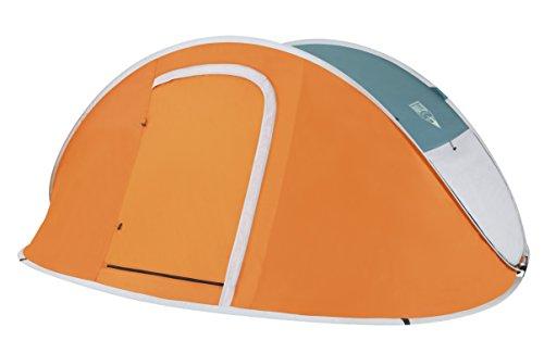 🥇 Bestway 68005 – Tienda de Campaña Nucamp 235x190x100 cm