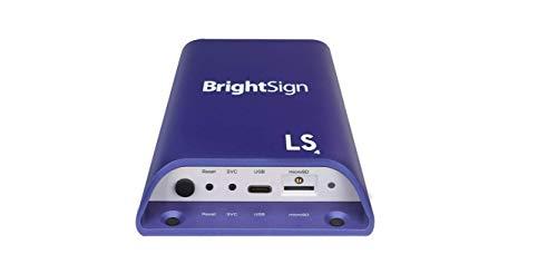 (BrightSign HTML5 Standard I/O Digital Signage Player w/USB Interactivity (LS424))