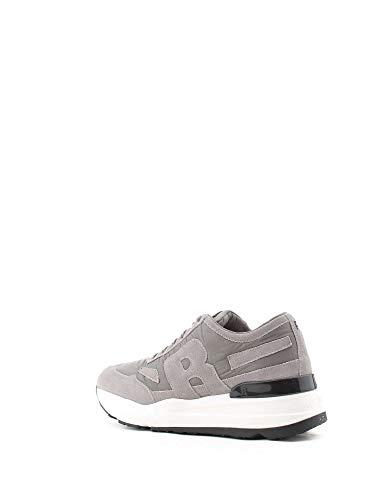 Line Uomo Grigio Camoscio 844983573grigio Sneakers Ruco Yvq4v