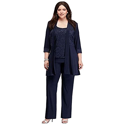 Mother Of The Bride Pant Suits Plus Size Amazon