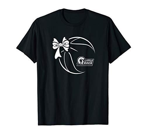 Arkansas Little Rock Trojans Basketball Ribbon T-Shirt