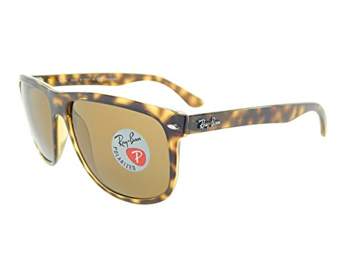 Ray Ban RB4147 710/57 Tortoise/Brown Classic B-15 60mm Polarized Sunglasses (Polarized Ban Ray Rb4147)