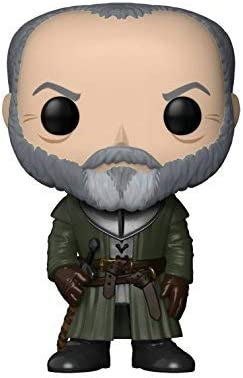Oferta amazon: Funko- Pop Vinilo: Game of Thrones: Ser Davos Seaworth Juego De Tronos, Multicolor (29164)