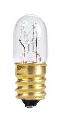 Westinghouse Lighting Corp 0322600 15-watt T4 Incandescent Bulb, (Clear Incandescent Carded Light Bulb)