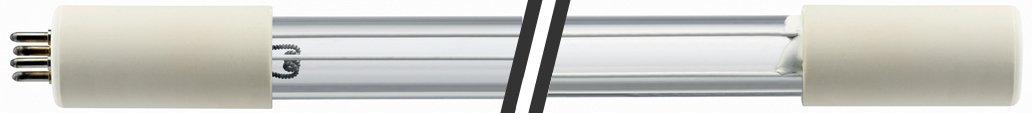Aquaforte Amalgan UV Replacement Lamp 80 Watt Clear 63.5 x 1.5 x 1.5 cm