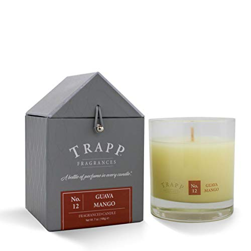 Trapp Signature Home Collection No. 12 Guava/Mango Poured Scented Candle, - Guava Collection