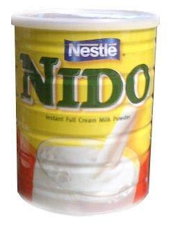 Nestle Nido Milk Powder Europe Imported 900-Gram (2 Pound) by Nestle