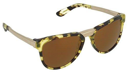 Dolce and Gabbana DG4257 2969/F9 Yellow Tortortoise DG4257 Wayfarer - And Gabbana Dolce Wayfarer Sunglasses