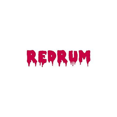Redrum Murder - Vinyl Decal Sticker - 6