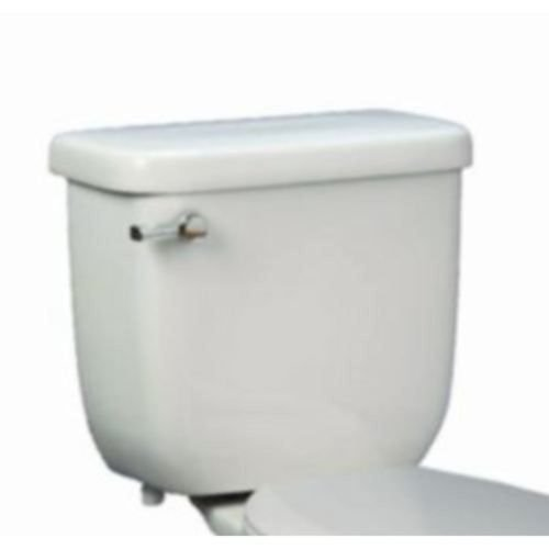 ProFlo PF6110WH Toilet Tank Only with Left Mounted Trip Lever by ProFlo