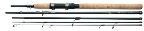Shimano Exage BX STC Spinning 9 Feet, Castingweight 1.75 - 3.50 ounce, Travel Spinning Fishing Rod, TEXBXS27XH5 by Shimano