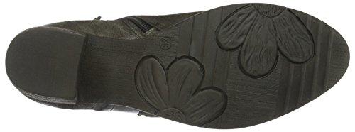 Mjus 644203-0102-6321, Zapatillas de Estar por Casa para Mujer Gris - Grau (pepe)