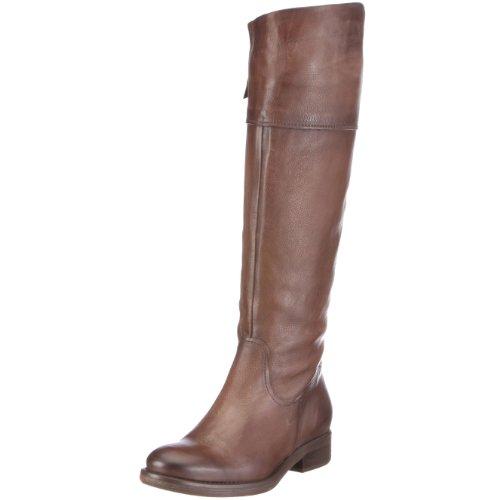 Belmondo 924815/U - Botas de cuero para mujer Marrón