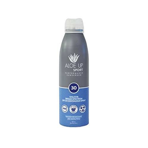 Aloe Sunscreen Spray - 3