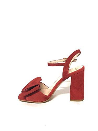 Sandales Divine Follie Rouge Femme pour wBYxvxfq