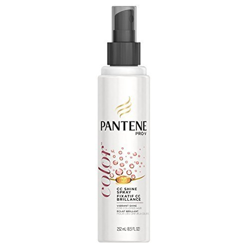 Pantene Pro-V Color CC Shine Spray For Colored Hair, 8.5 ...