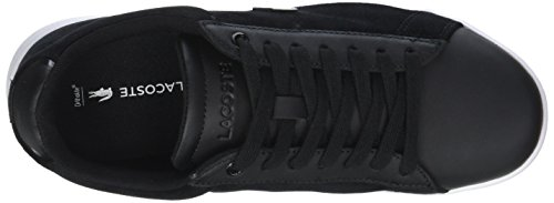 8 Spw Zapatillas Para Lacoste blk Negro Mujer 318 Carnaby Evo wht 312 wtZHIqnx1S