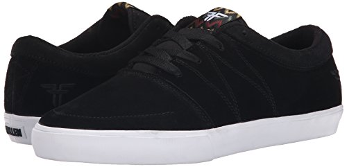 FALLEN Skateboard Shoes ROOTS BLACK/WHITE