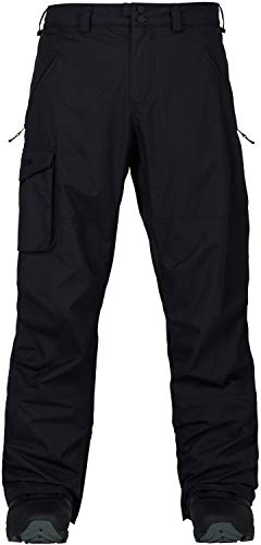 Burton Men's Insulated Covert Snowboarding Pant, True Black W19, Medium