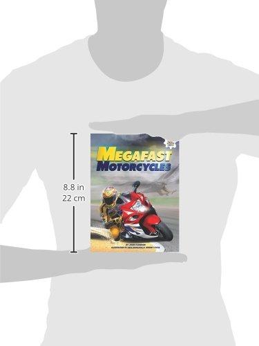 Megafast Motorcycles: Amazon.es: John Farndon, Jeremy Pyke ...