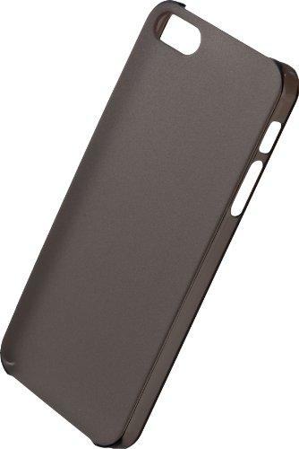 Iphoria 13778 Fun Cover Ice Case für Apple iPhone 5/5S schwarz